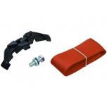 Stretch belt installation & removal set 120x30x25mm
