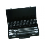 10mm bits set 49 pcs TR, HEX, XZN M