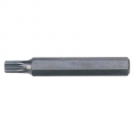 XZN bits M6 75mm 10mm drive 5pcs