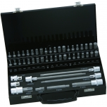 10mm bits set 49 pcs Torx, HEX, XZN M