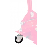 Spare rotating rear wheel for trolley jacks BH11500, BH12000 and BH13000