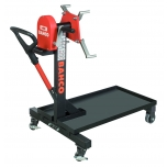 Geared engine stand 500kg