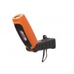 Profesionalaus, galingas, įkraunamas prožektorius 250 Lum ,(4 SMD + 1 SMD LED mini)su magnetu, , Bahco