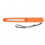 Õhuke lamp 260mm 170 luumenit 10+1 SMD LED mini USB ja tavaline laadija