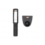 Torch lamp LED SMD 6+1 with induction charging  200 lumens IP68