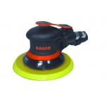 Pneumatic palm orbital sander, 2,5mm 11000rpm 224W