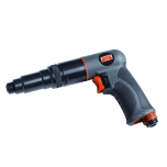 Pneumatic reversible screwdriver with adjustable clutch, 1-10Nm 1800rpm 1/4""