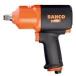 "Pneumatic impact wrench 1/2"" max 1112 Nm, double hammer engine and direction change with thumb"