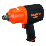 "Pneumatic impact wrench 3/4"" max 2034 Nm, double hammer engine and direction change with thumb"