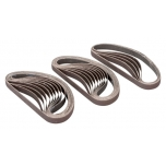 25 spare belts for BP222 20x520mm