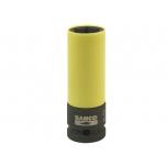"""Long impact socket  BWSS12P 19mm 1/2"""""""