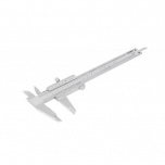 Vernier caliper 150mm, stainless steel, accuracy 0,02mm 14394