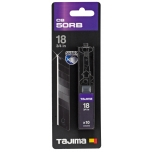 Tajima DORA Razar Black Blades 18mm, Box with 10 blades