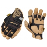 Gloves CG IMPACT PRO 75 black/brown 12/XXL