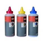 Chalk for use with CL-1221, red