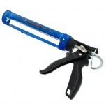 Caulking gun Convoy CNV-RS, double ratio transmition 8:1 (12mm) et 16:1 (6mm).