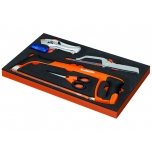 BAHCO T15 module cutting tool, 5 pieces (CTTG/T15/5)