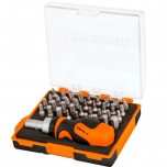 Ratchet mini screwdriver set 37 pieces 17845