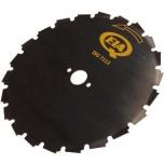Brushcutter blade 225x25.4mm