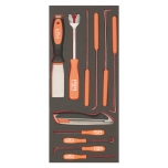 Awls and hooks set 11pcs Fit&Go 1/3