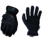 Gloves FAST FIT 55 black 10/L 0.6mm palm, touch screen capable