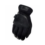 Pirštinės Mechanix FastFit® juodos, 11/XL dydis. Rauktas rankogalis, 0.6 mm dirbtinė oda, TrekDry®, touchscreen technologija