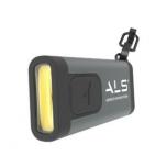 ALS LED keychain light 60lm rechargable
