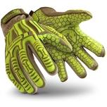 Pirštinės HexArmor Rig Lizard 2030, atsparumas pjūviams F delno srityje, silikonu dengtas delnas, d 09
