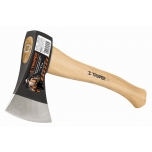Camp axe 670g with 36cm hickory handle 14954