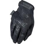 Pirštinės Mechanix The Original® WOMEN´s 0,5 visos juodos S. 0,5mm storio delnas. Velcro, dirbtinė oda, TrekDry®, Lycra