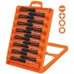 Precision screwdriver set 15 pcs (28mm blades) 14205