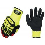 Gloves  ORHD KNIT CR3 yellow 10/L