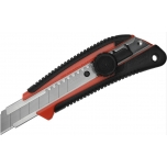 Cutter Heavy Duty 18mm with Dial Blade Lock and Quick Draw Holster