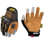 Gloves Mechanix M-Pact Framer Leather Black/Brown 11/XL