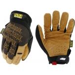Gloves Mechanix Durahide™ Original® Leather Black/Brown 9/M