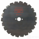 Brushcutter blade 225x25mm