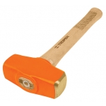 Bronze hammer with hickory handle 815g 270mm Truper 10576