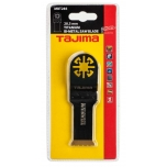 Multitool bimetal saw blade titanium coated, flush cut 28,5mm. For wood, plastic and metal