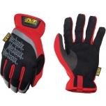 Gloves FAST FIT 03 black/red 10/L
