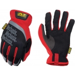 Gloves FAST FIT 03 black/red 11/XL