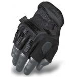 Bepirštės Pirštinės MECHANIX M-PACT FINGERLESS L/XL dydis. Velcro, TrekDry®, dirbtinė oda, delno, krumplių, pirštų apsauga