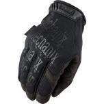 Pirštinės Mechanix The Original® Covert 55 juodos 9/M dydis. Velcro, dirbtinė oda, TrekDry®
