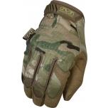 Pirštinės Mechanix The Original® Multicam® Camouflage 12/XXL dydis. Velcro, dirbtinė oda, TrekDry®