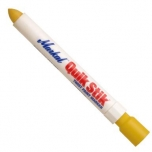 Solid paint marker Markal Quik Stik Paintstik 17mm, yellow