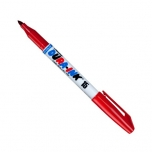 Ink marker Markal Dura-Ink 15 1,5mm, red
