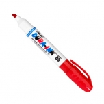 Ink marker Markal Dura-Ink 55 1,5 & 4,5mm, red