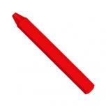 Marķēšanas krītiņš uz vaska bāzes MARKAL FM120 120x11 mm , sarkans