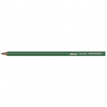 Masonry pencil 30cm Markal, green varnished