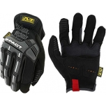 Gloves Mechanix M-Pact Open Cuff Black/Grey 11/XL