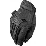 Pirštinės MECHANIX M-PACT COVERT juodos 9/M dydis. Velcro, TrekDry®, dirbtinė oda, delno, krumplių, Armortex®, pirštų apsauga, XRD® apsauga nuo vibracijos